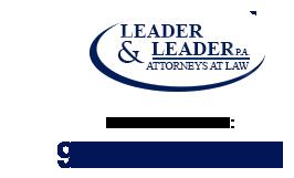 Leader & Leader, P.A. Logo